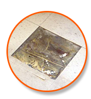 Slab Leak Detection